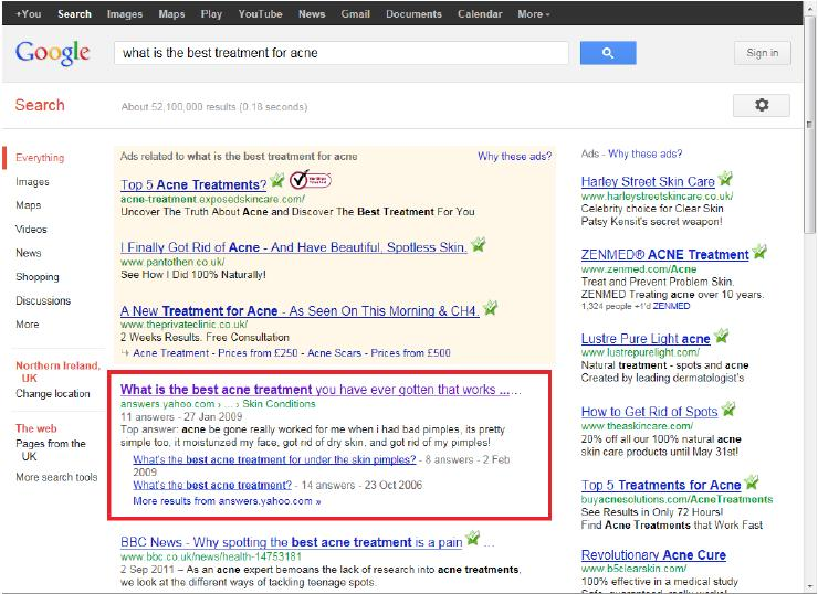 Get unlimeted traffic from Yahoo trick eBook