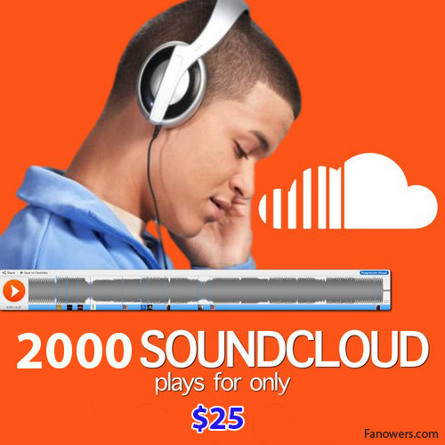 Get You, Real Permanent 200 + High Quality Active SoundCloud Followers only