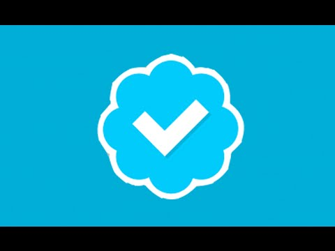 I will verify your twitter account with officially blue ... for $299