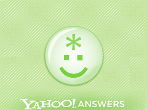 I will promote your website on Yahoo Answers