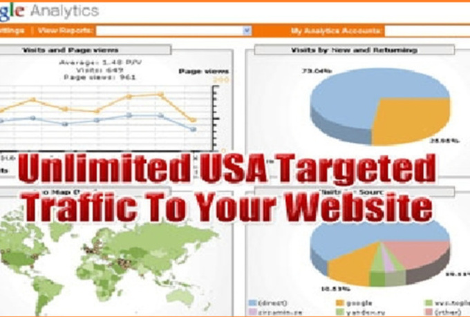 I will deliver 70 000 website worldwide traffic 60-90 USA