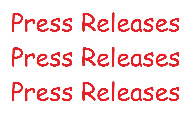Press Release up to 600 words