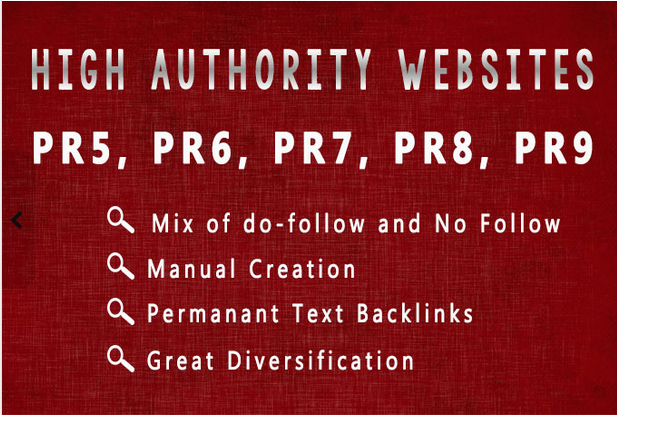 do 30 PR10 high pr backlinks