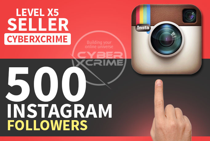 get you 500 High Quality Instagram followers within 24hrs