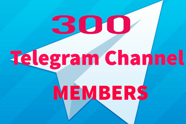 Add 300 Permanent Members On Your Telegram Channel