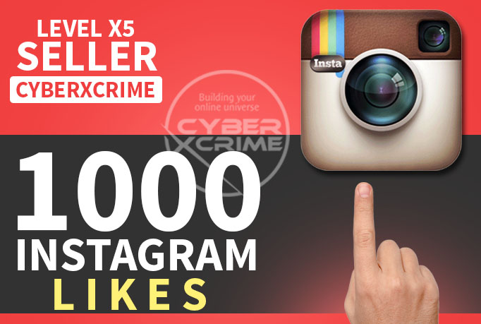 get you 1000 High Quality Instagram Likes INSTANT