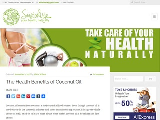 Promote your Business or Product on my health