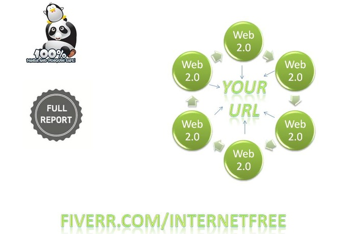 I will create a linkwheel from 10 web blogs for 5