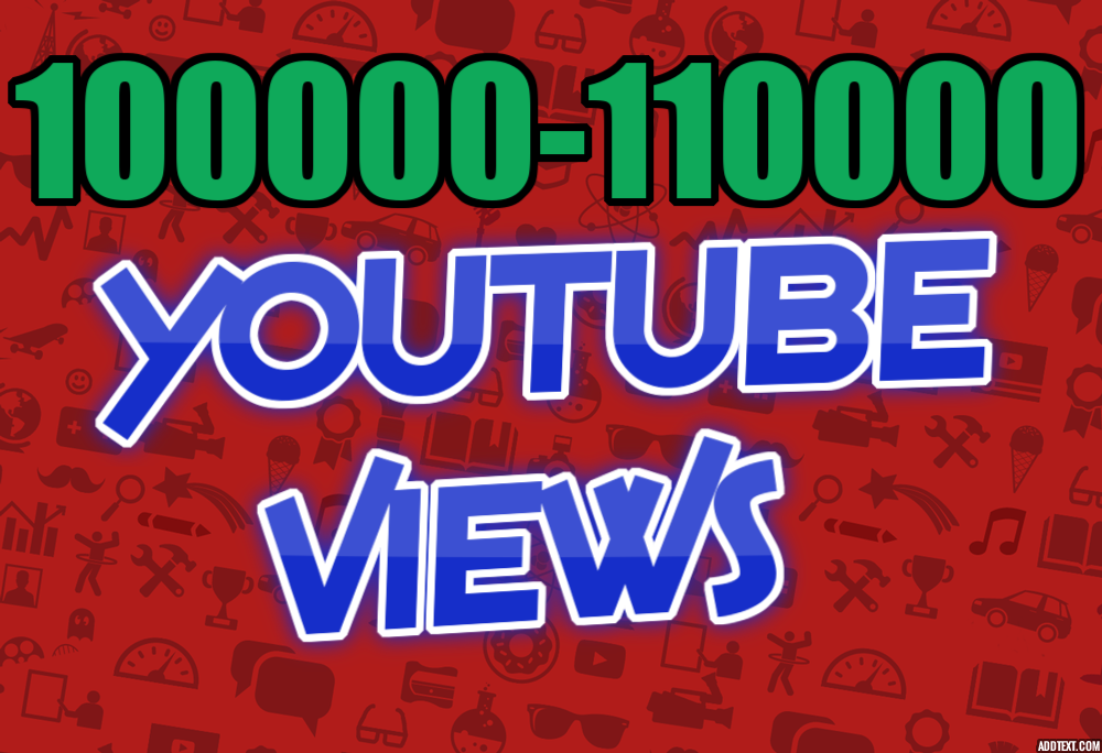 Add 100,000 Adsence Safe High Retention YouTube Views Within 48 Hours Instant Start