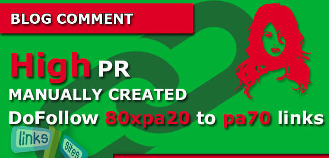 80 DOFOLLOW HIGH QUALITY BACKLINKS FROM PR1 TO PR7, FROM ACTUAL PAGE RANK for