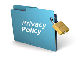 Create a TERMS AND CONDITIONS page and a PRIVACY POLICY page