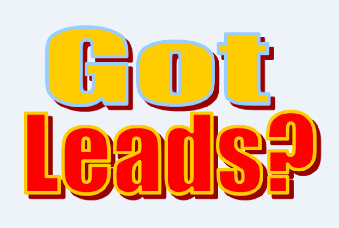 I will provide leads for your mlm or marketing program