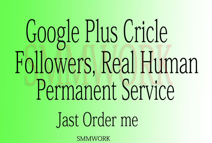 I will Manually add 511Google plus circle or follow