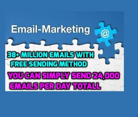 Best Email Marketing List and Sending Method