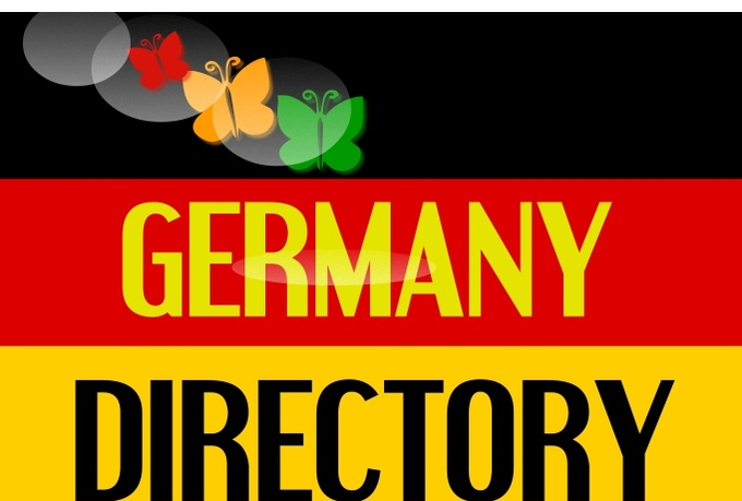 I will submit your site URLs to 30 high quality German search engines and directories