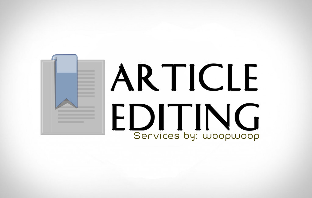 Article/Text Editing up to 500 Words