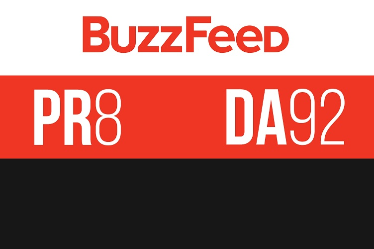 I will publish your article on Buzzfeed