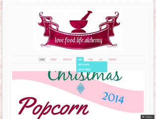 Love Food Life Alchemy Sponsored Blog Review