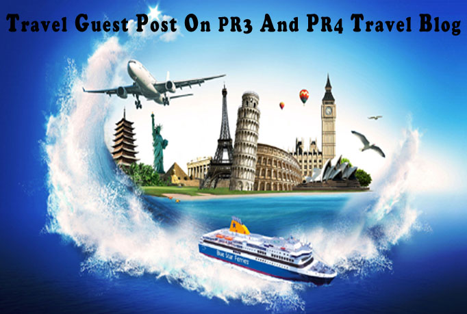 Add your guest post on my PR 3 and PR4 Travel Blog