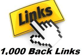 Link Your Website Or Blog With 1000 Permanent Backlin...