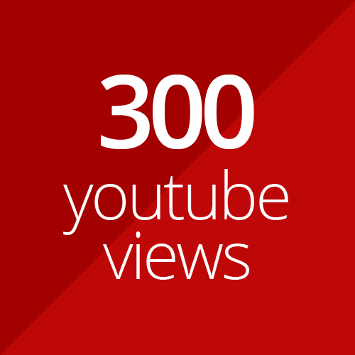 200 high quality video views