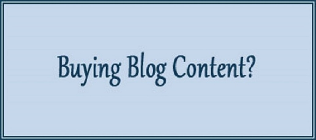 Publish Your Content On My Blogs