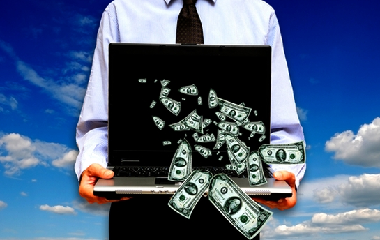 complete business website to build a monthly income