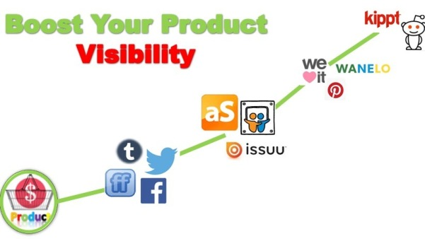 boost up your ecommerce product visibility