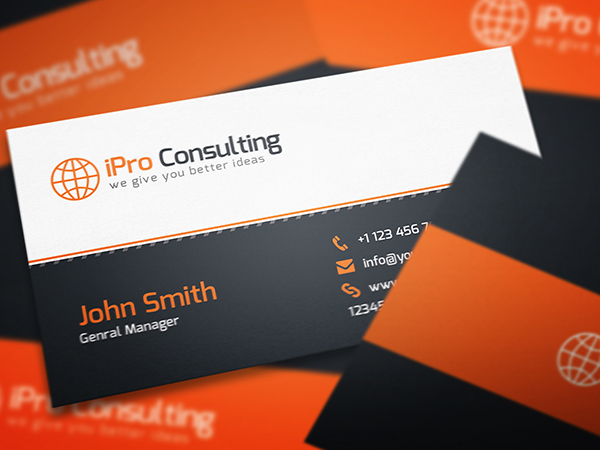 I will design a GREAT & OUTSTANDING business card