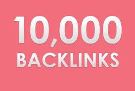 google index up to 10000 backlinks..