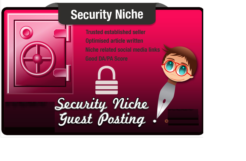 blog Post and Write an SEO Optimised Article in the Computer Security Niche