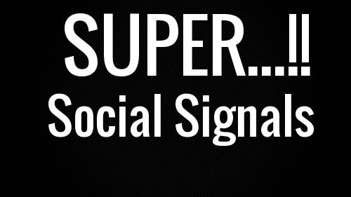 5 platform 1000 Great Social Signals