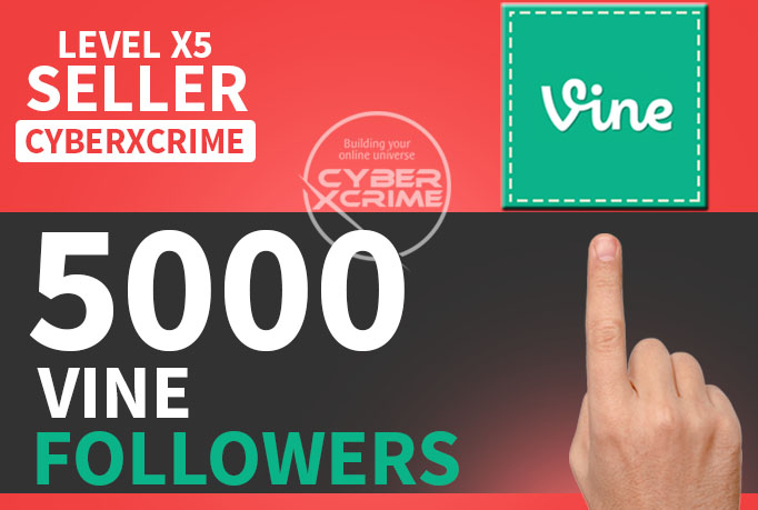 give you 5,000 Vine Followers Or Likes Or Repost Or Loop