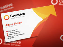 create an amazing and unique businesscard