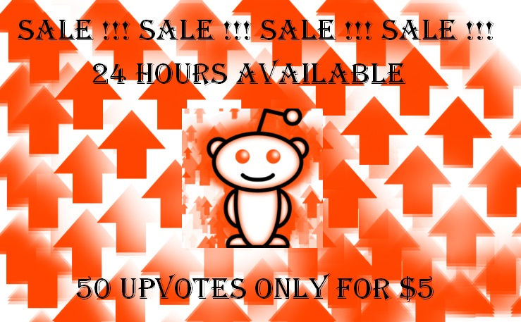 I will Give 50 Real USA Reddit Upvotes Within 2 Hours