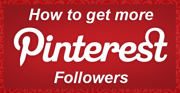 I will provide 120 pinterest followers