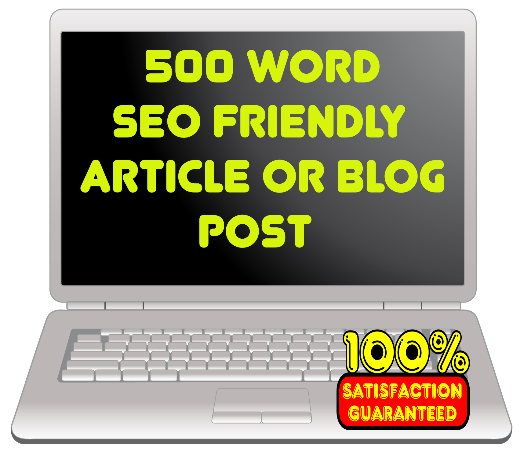 500 word SEO blog post or article for website