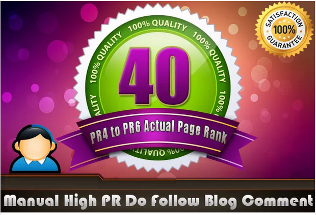 give you 40 links all PR4 to PR6 on actual PR