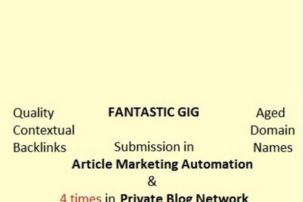 submit Your Article To Ama And HIGH Pr Network 4 Times
