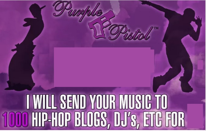 send Your Music to 1000 Hip Hop Blogs, DJs, ETC
