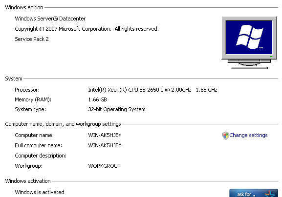 send you 15VPS Windows VPS 1.7RAM 2GHz CPU Cheap RDP
