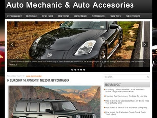 Auto Mechanic & Auto Accessories