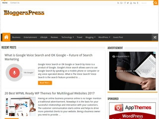 Bloggers Press
