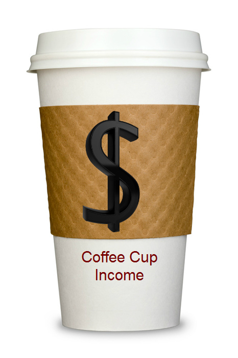 Coffee Cup Income eBook