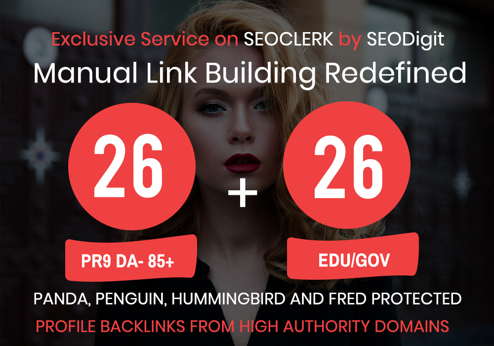 Booster- 26 .EDU/.GOV+ 26 PR9 High Authority Backlinks- Panda,Penguin and Hummingbird safe
