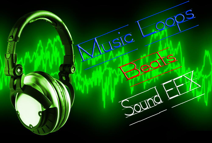 TOP QUALITY Beats Music Loops Sounds Effects