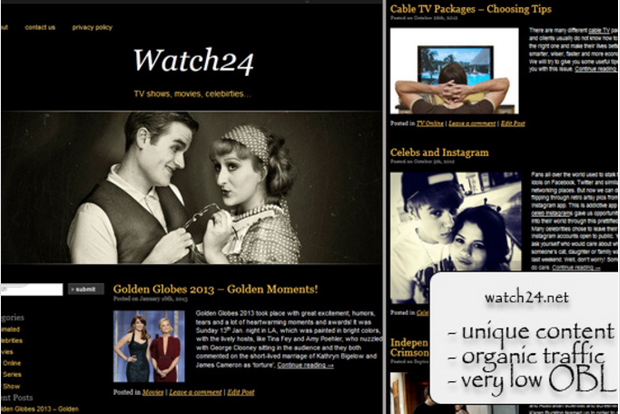 write and guest post on Tv and MOVIES blog