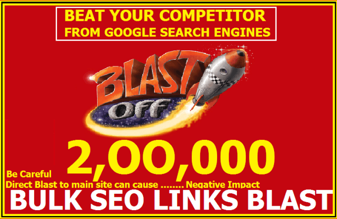 I will build Exclusive Seo Link 2018 v1  made 200,000 Gsa ser bulk, backlinks, blast for seo