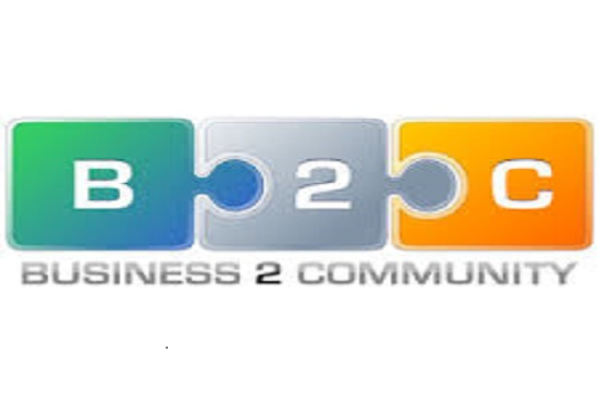 Backlink from Business2community. com