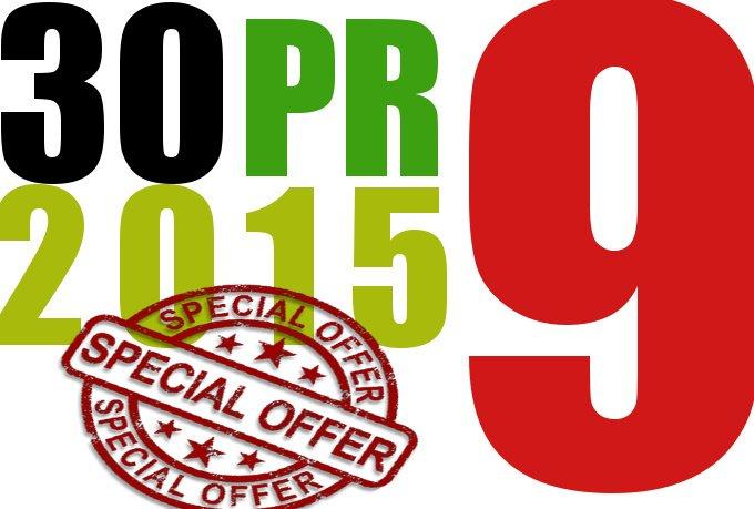 I will manually do 30 PR9 Safe SEO High Pr Backlinks ...